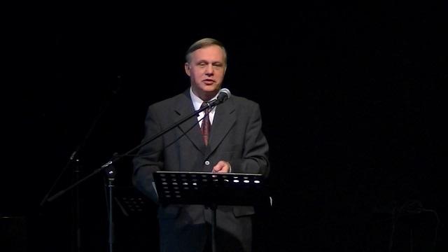 """Jerzy Karzełek Hbr 5,11-6 """"Synowie i córki Boga, czy przyuczeni do Kościoła?"""""""
