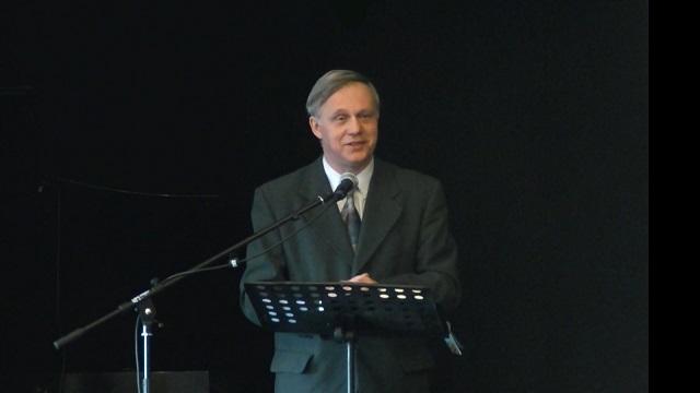 """Jerzy Karzełek Jan 1, 1-18 """"Przed wszystkim jest Bóg"""""""