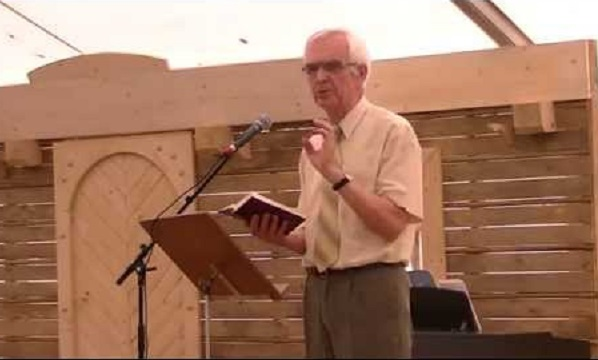 """Rudolf Szczypka  Ef 4,1-6 """"Siedem powodów by zachować jedność w Kościele"""""""