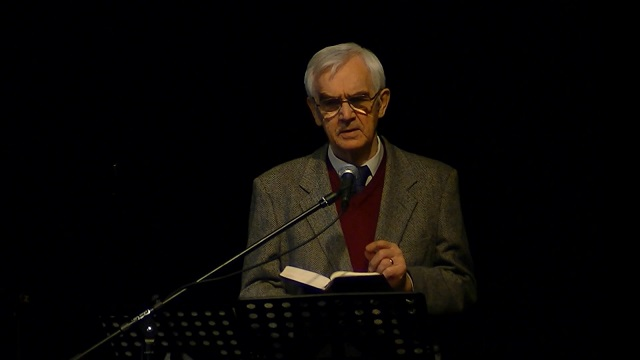 """Rudolf Szczypka Dz.8,9-13 """"Spotkanie światłości z ciemnością"""""""